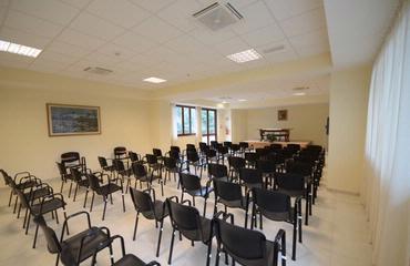 Sala Meeting - Casa Severino Fabriani
