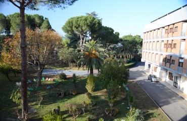 Parco Esterno - Casa Severino Fabriani