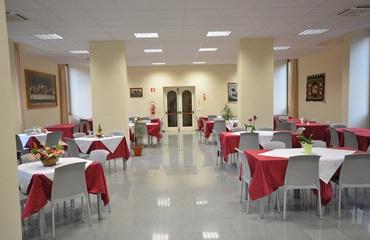 Sala Ristorante - Casa Severino Fabriani