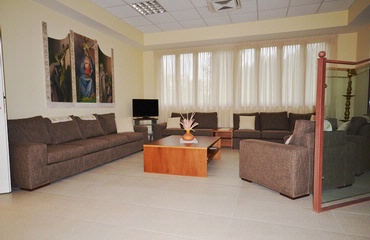 Sala d'attesa - Casa Severino Fabriani