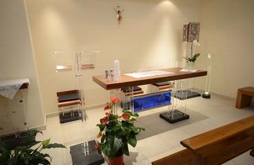 Altare Cappella - Casa Severino Fabriani